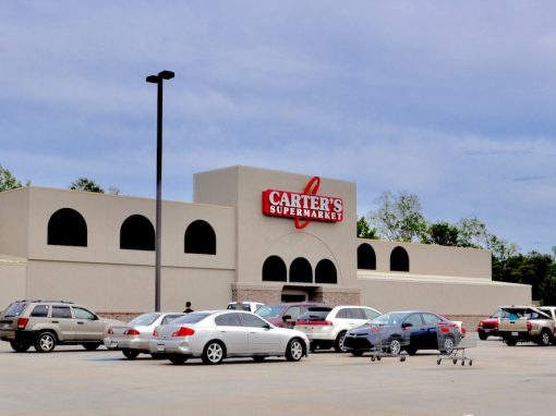 Carter's Supermarket Improvements