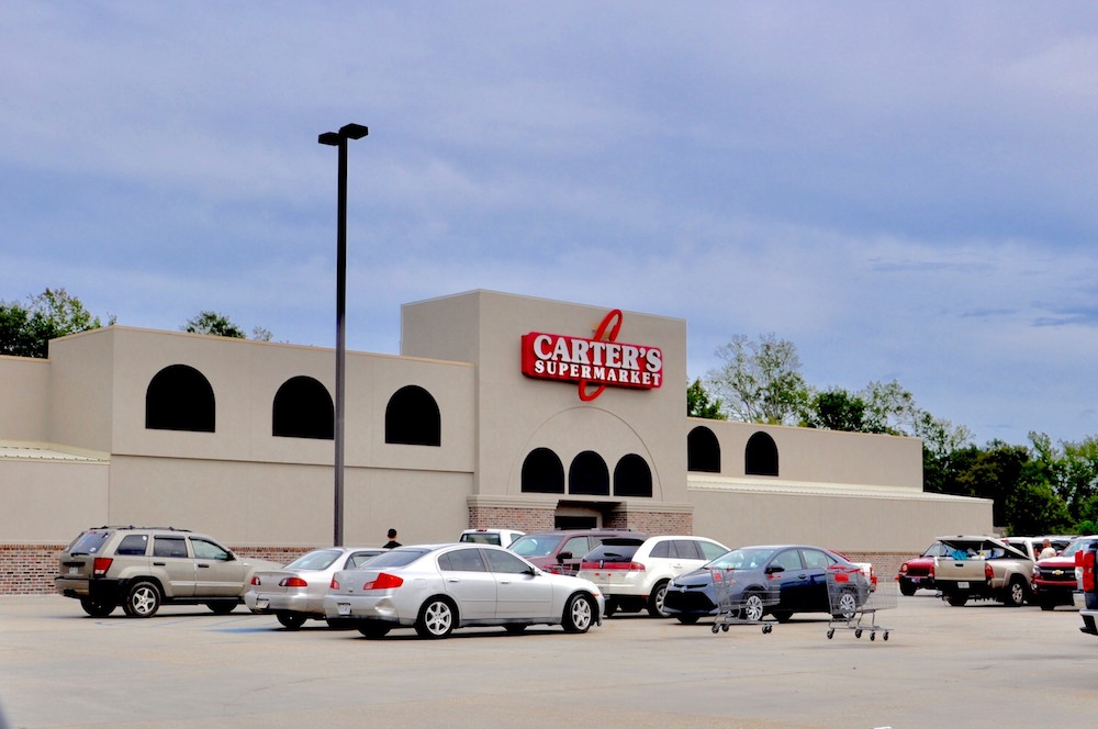Carter's Supermarket Improvements